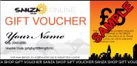 SANZA Gift Voucher