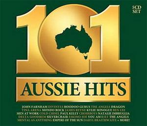 101 Aussie Hits (CD)