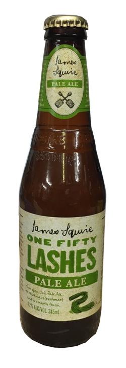 James Squire 150 Lashes Pale Ale (345ml bottle)