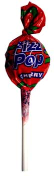 Beacon Fizz Pops - Cherry (20.5g)