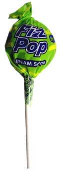 Beacon Fizz Pops - Cream Soda (20.5g)