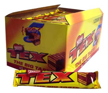 Nestle Tex Bar (40g)