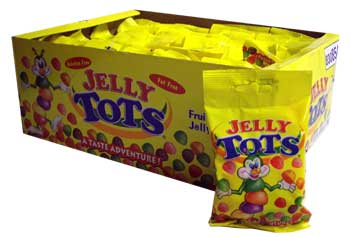 Wilsons Jelly Tots (100g)
