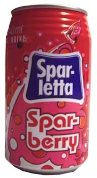 Sparletta - Sparberry (330ml)