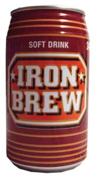 Sparletta - Iron Brew (330ml)