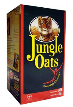 Jungle Oats Porridge South African Cereal