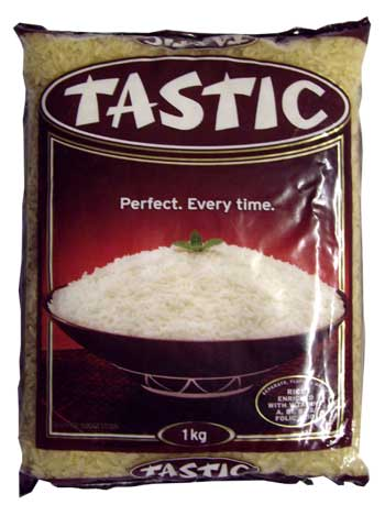 Tastic Rice (1kg)
