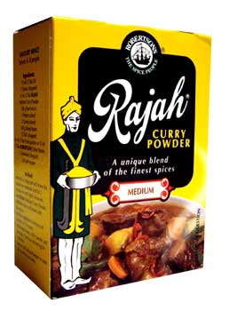 Robertsons Rajah Curry Powder - Medium (100g)