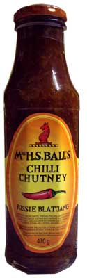 Mrs Balls Chutney - Chilli (470g)