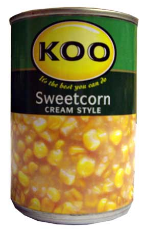Koo Cream Style Sweetcorn (415g)