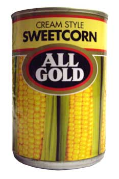 All Gold Cream Style Sweetcorn (420g)
