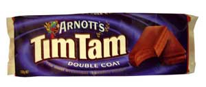 Arnotts Tim Tam - Double Coated (200g)