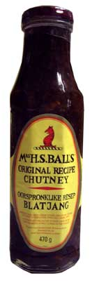 Mrs Balls Chutney - Original Recipe (470g)