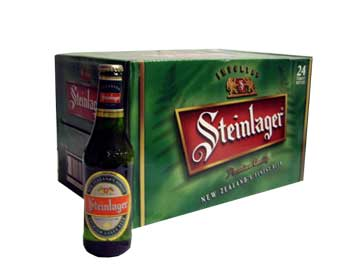 Steinlager Classic (24 x 330ml bottles)