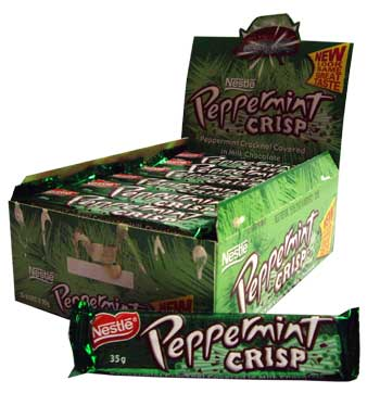 Nestle Peppermint Crisp (35g)