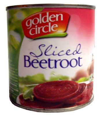 Golden Circle Beetroot (450g)
