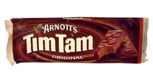 Arnotts Tim Tam - Original (200g)