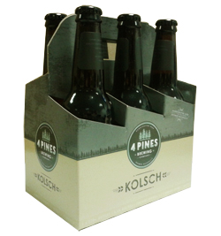 4 Pines Kolsch (6 x 330ml bottles)