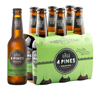 4 Pines Hefeweizen (6 x 330ml bottles)