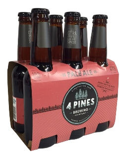 4 Pines American Style Pale Ale (6 x 330ml bottles)