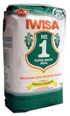 Iwisa Maize Meal (1kg)
