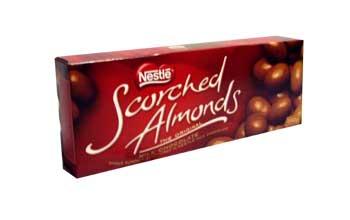 Nestle Scorched Almonds (240g)