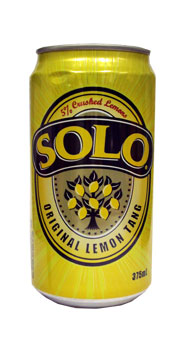 Solo (24 x 375ml Can)