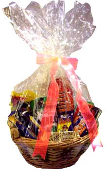 Turn your order into a - Personalised Gift Basket