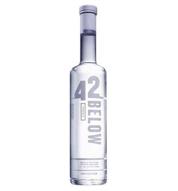 42 Below Vodka (700ml)