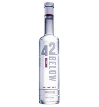 42 Below Vodka - Passion Fruit (700ml)
