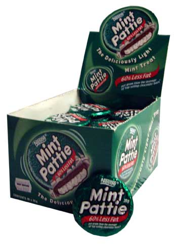 Nestle Mint Patties (20g)