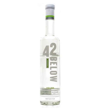 42 Below Vodka - Feijoa (700ml)