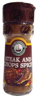 Robertsons - Steak & Chops Spice (100ml)