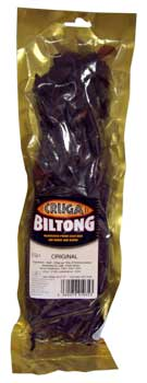 Cruga Sliced Biltong - Traditional Beef (290g)