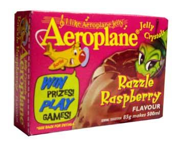 Aeroplane Jelly - Razzle Raspberry (85g)