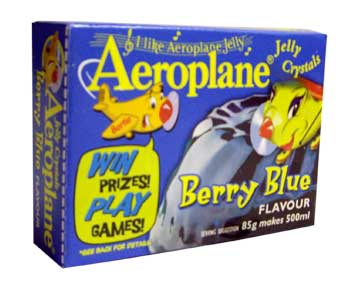Aeroplane Jelly - Berry Blue (85g)