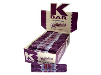Whittakers K Bar - Blackberry (24g)