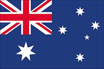 Australian Flag  (8 ft x 5 ft)
