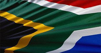 South Africa Flag  (3ft x 2ft)