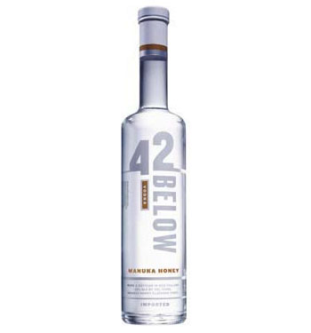 42 Below Vodka - Manuka Honey (700ml)