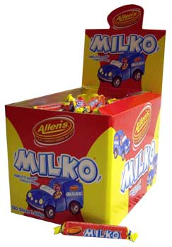 Allens Milkos (12.5g)