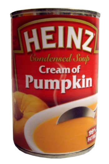 Heinz Pumpkin Soup (420g)