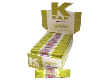 Whittakers K Bar - Pineapple (24g)