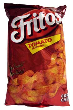 Simba Fritos Tomato Sauce South African Chips
