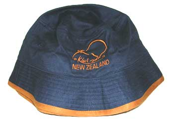 Bucket Hat - Kiwi - Navy