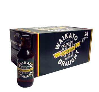 Waikato Draught (24 x 330ml bottles)