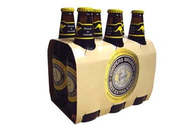 Coopers Extra Stout (6 x 375ml bottles)