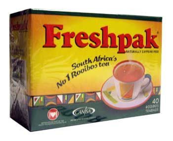 Freshpak Rooibos Tea Bags (40pk)