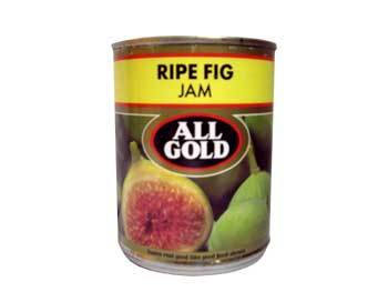 All Gold Ripe Fig Jam (450g)