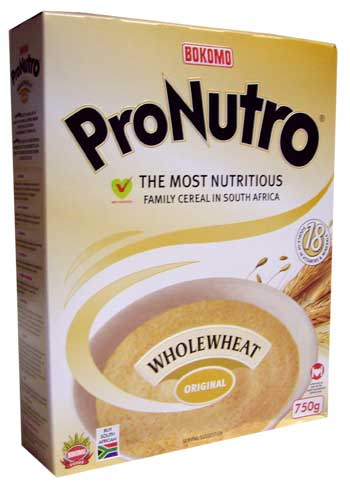 Pronutro - Wholewheat Original (500g)